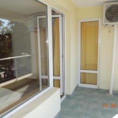 Отель Yassen VIP Apartaments балкон