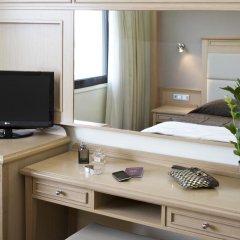 Parnon Hotel 3* Стандартный номер с различными типами кроватей