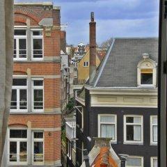 Отель Tamara Нидерланды, Амстердам - отзывы, цены и фото номеров - забронировать отель Tamara онлайн балкон