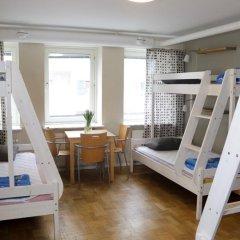 Stf Malmö City - Hostel Кровать в мужском общем номере фото 6