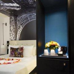 Отель Hôtel Gustave 4* Стандартный номер с двуспальной кроватью фото 10