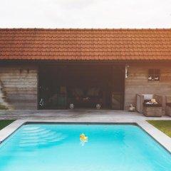 Отель Flemish cottage Бельгия, Осткамп - отзывы, цены и фото номеров - забронировать отель Flemish cottage онлайн бассейн фото 2