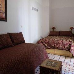 Отель Riad Marco Andaluz 4* Стандартный номер с двуспальной кроватью фото 12
