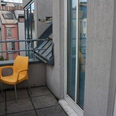 Отель AllYouNeed Hotel Vienna 2 Австрия, Вена - - забронировать отель AllYouNeed Hotel Vienna 2, цены и фото номеров балкон