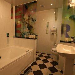 Haeundae Grimm Hotel 2* Номер Делюкс с различными типами кроватей фото 27