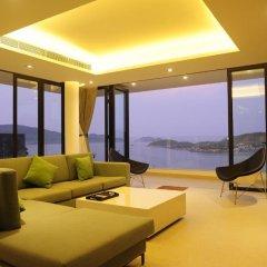 Отель Acqua Villa Nha Trang Вьетнам, Нячанг - отзывы, цены и фото номеров - забронировать отель Acqua Villa Nha Trang онлайн комната для гостей фото 5