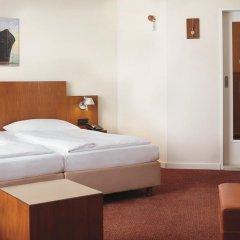 Hotel Hafen Hamburg 4* Стандартный номер двуспальная кровать фото 11