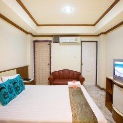 Chaipat Hotel 3* Стандартный номер с различными типами кроватей