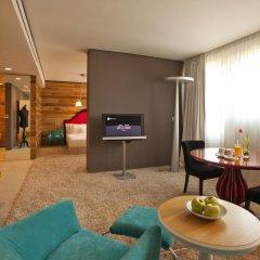 Graffit Gallery Design Hotel 5* Полулюкс с разными типами кроватей фото 3