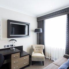 Отель The Westbourne Hyde Park 4* Люкс повышенной комфортности с различными типами кроватей фото 3