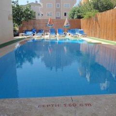 Aloe Apart Hotel бассейн