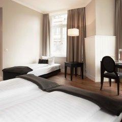 Victoria Hotel 4* Стандартный номер с различными типами кроватей фото 3