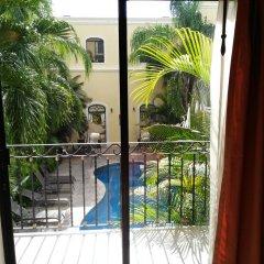 Отель Gran Real Yucatan балкон