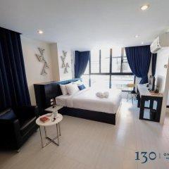 130 Hotel & Residence Bangkok 3* Улучшенный номер с различными типами кроватей фото 9