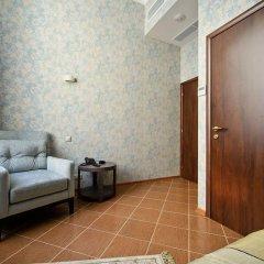 Бутик-отель Зодиак 3* Улучшенный номер с двуспальной кроватью фото 5