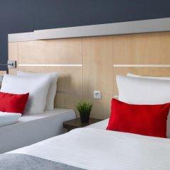 Отель Holiday Inn Express Frankfurt Messe 3* Стандартный номер с различными типами кроватей фото 6
