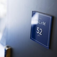 Отель Palym 3* Стандартный номер с различными типами кроватей фото 5