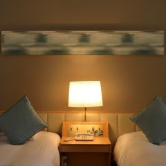 Отель The Prince Hakone Lake Ashinoko 4* Стандартный номер фото 5