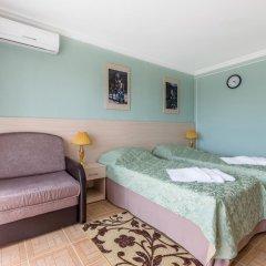 Гостиница АкваЛоо 3* Апартаменты с двуспальной кроватью фото 10