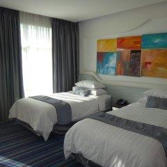 Glacier Hotel Khon Kaen 3* Номер Делюкс с различными типами кроватей фото 3
