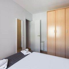 Отель Flaugier Испания, Барселона - отзывы, цены и фото номеров - забронировать отель Flaugier онлайн комната для гостей фото 3
