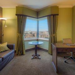 Отель Hilton Glasgow комната для гостей фото 19