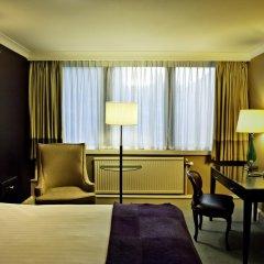 Отель Intercontinental Edinburgh the George 5* Стандартный номер с двуспальной кроватью фото 5