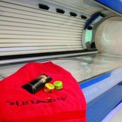 Гостиница SunRay бассейн фото 3