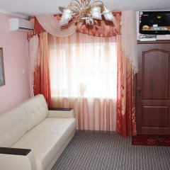 Гостиница Приморская Стандартный номер с различными типами кроватей фото 13