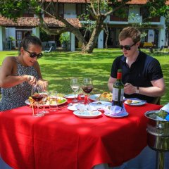 Отель Club Villa Шри-Ланка, Бентота - отзывы, цены и фото номеров - забронировать отель Club Villa онлайн питание фото 2