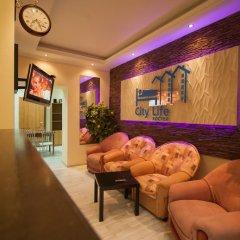 Гостиница Mini Hotel City Life в Тюмени отзывы, цены и фото номеров - забронировать гостиницу Mini Hotel City Life онлайн Тюмень интерьер отеля фото 3