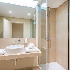 Апартаменты Salgados Palm Village Apartments & Suites - All Inclusive ванная фото 3