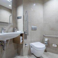 Отель Hampton by Hilton Istanbul Zeytinburnu 2* Стандартный номер с различными типами кроватей фото 7