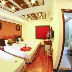 Atrium Hanoi Hotel 3* Номер Делюкс с различными типами кроватей фото 5