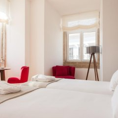 Отель Feels Like Home Rossio Prime Suites 4* Стандартный номер фото 25