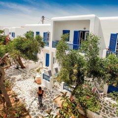 Отель Acrogiali 4* Стандартный номер с различными типами кроватей фото 4