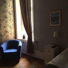 Отель Hotell Storgården Эребру удобства в номере