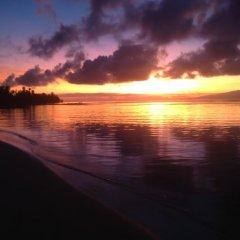 Отель Te Ora Hau Ecolodge пляж