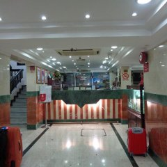 Deira Palace Hotel интерьер отеля фото 3