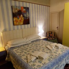 Отель Soggiorno Pitti 3* Номер категории Эконом с различными типами кроватей фото 6