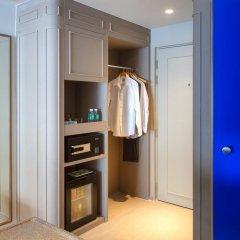 Отель ibis Styles Bangkok Khaosan Viengtai 3* Стандартный семейный номер с разными типами кроватей фото 3