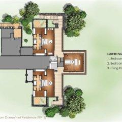 Отель Trisara Villas & Residences Phuket 5* Стандартный номер с различными типами кроватей фото 2