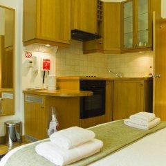 Апартаменты Studios 2 Let Serviced Apartments - Cartwright Gardens Студия с различными типами кроватей фото 38