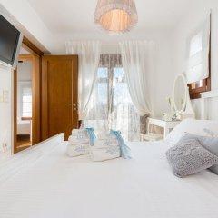 Отель Valasia Boutique Villa Родос комната для гостей