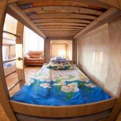 Like Hostel Коломна Кровать в общем номере с двухъярусной кроватью фото 4