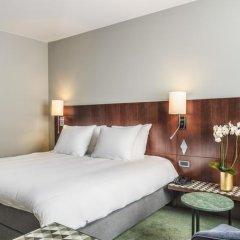 Отель NH Brussels EU Berlaymont 4* Стандартный номер с разными типами кроватей фото 5