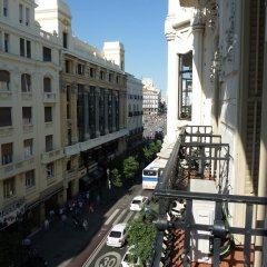 Отель Hostal Mayor Испания, Мадрид - отзывы, цены и фото номеров - забронировать отель Hostal Mayor онлайн балкон