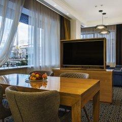 Гостиница Крещатик City Center комната для гостей фото 5