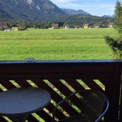 Отель Haus Steiner Австрия, Зальцбург - отзывы, цены и фото номеров - забронировать отель Haus Steiner онлайн балкон