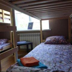 Hostel Dostoyevsky Кровать в женском общем номере с двухъярусной кроватью фото 2
